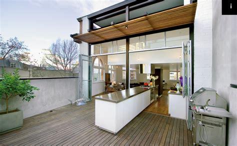 Indooroutdoor Kitchen  Outdoor Spaces Pinterest