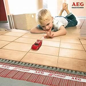 Fußbodenheizung Fräsen Nachteile : aeg 221436 aeg 221436 elektrische fu bodenheizung test ~ Michelbontemps.com Haus und Dekorationen