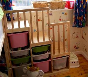 Ikea Trofast Hack : our ikea hack toddler friendly bunkbed kura kritter trofast mama geek ~ Watch28wear.com Haus und Dekorationen