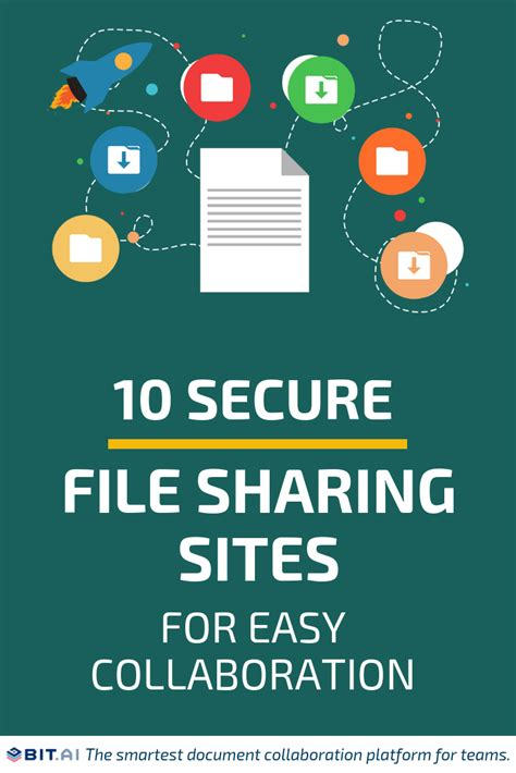file sharing sites  improve collaboration