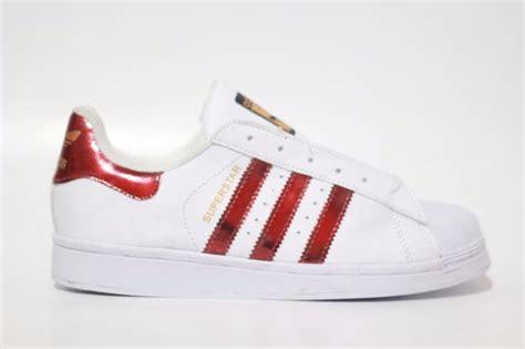 jual sepatu kets wanita adidas superstar sneakers di lapak