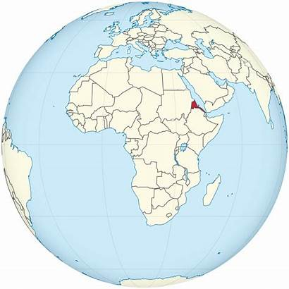 Eritrea Wikipedia Africa Globe Wiki