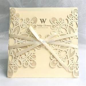 white gold wholesale pocket fold invitationswedding With cheap gold and white wedding invitations