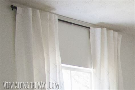 25 best ideas about tab curtains on how to