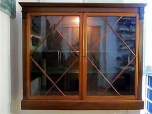 Möbel In München Kaufen : aufsatz vitrine englisch antik um 1900 mahagoni massiv in m nchen sonstige m bel ~ Indierocktalk.com Haus und Dekorationen