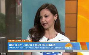 Ashley Judd reveals she is pressing charges against ...