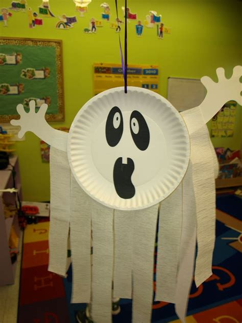 25 best arts and crafts for term 2 images on 345 | 3da34f1b7f615e4e5835fad0785fd0d5 halloween ghosts preschool halloween