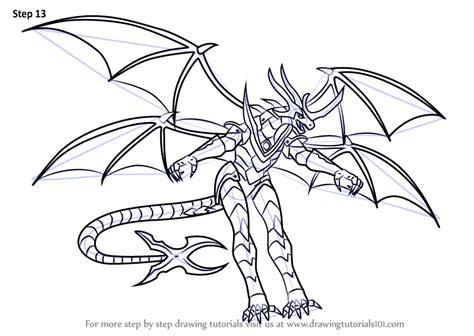 learn   draw lumino dragonoid  bakugan battle