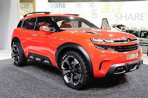 Citroen C4 Aircross 2019 : citro n aircross dal 2018 sar made in france ~ Maxctalentgroup.com Avis de Voitures