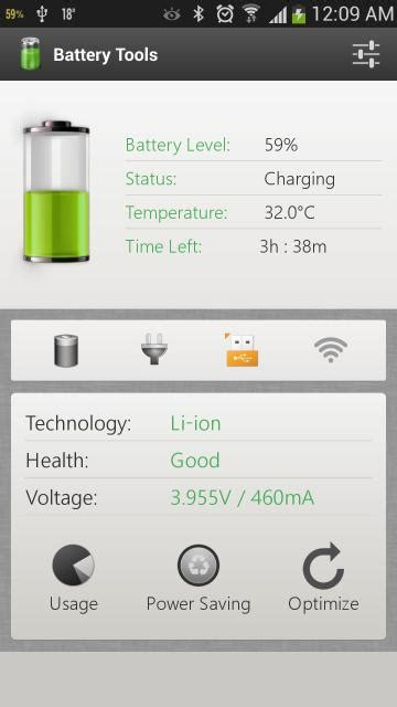 free app 2 2 android battery tools widget android at androidcentral