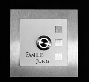 Jung Edelstahl Design : t rklingel edelstahl klingelplatte manhattan e2 004 gravur jung edelstahl design ~ Orissabook.com Haus und Dekorationen