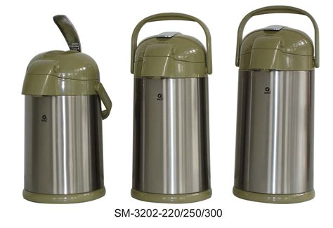 China Air Pressure Thermos (sm-3202)