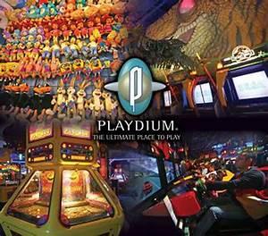 Playdium Mississauga