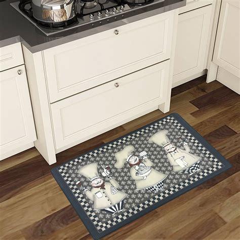 Decorative Kitchen Mats Antifatigue Comfort Floor Mat