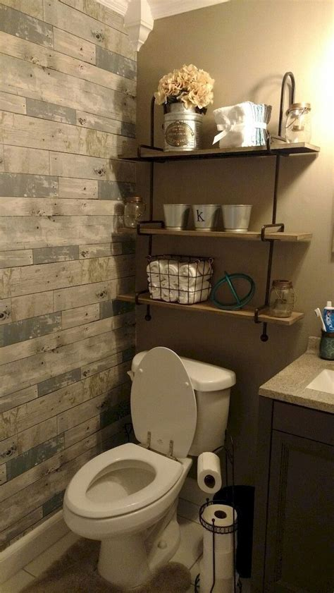 Modern Rustic Bathroom Accessories by 40 Modern Rustic Farmhouse Bathroom Remodel To Try Now