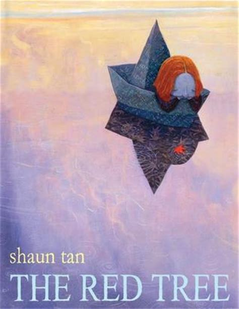 red tree  shaun tan reviews discussion bookclubs