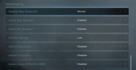 warzone settings cod call duty options guide display prosettings