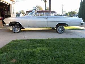 Find Used 1962 Impala Covertible    Custom In La Mesa