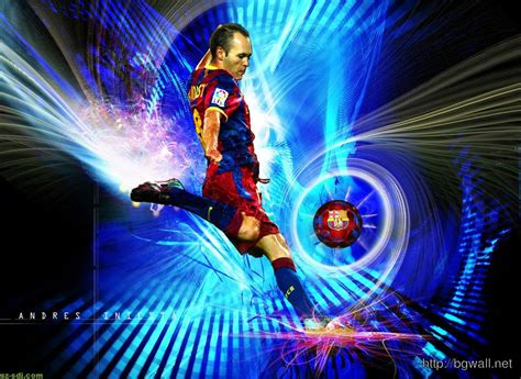 Best Iniesta 2014 Wallpaper Photos