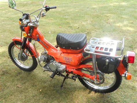 buy vintage honda ct trail  ct ct    motos
