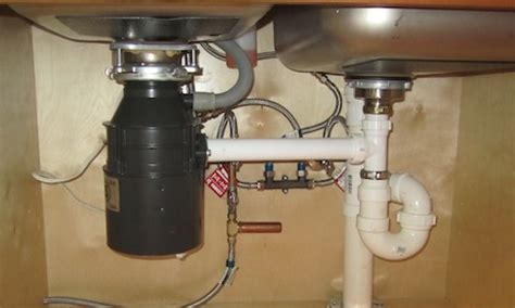 double sink disposal drain routing 3 ways to prolong the life of your garbage disposal