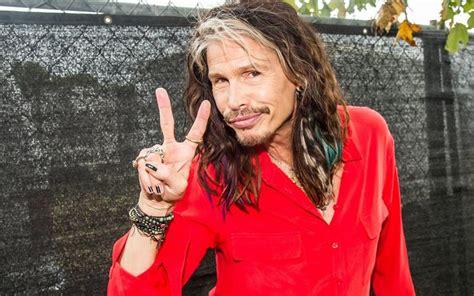Aerosmith Steven Tyler Shows Weird Looking Pants His