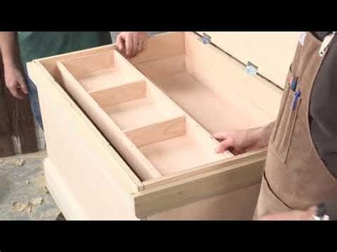 build  plywood tool chest  christopher schwarz part
