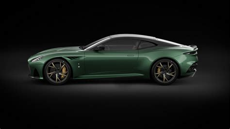 Aston Martin Dbs 59 Special Edition Revealed, Pays Tribute