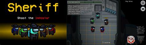 Among us mod menu is a fantastic game to play with your friends. Among Us Sheriff Mod : AmongUsMods