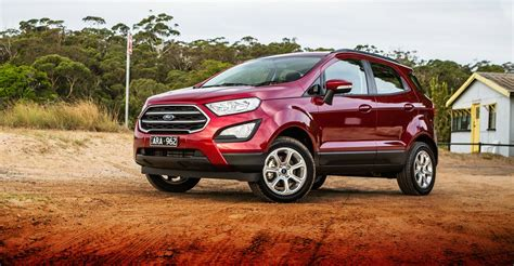 ford ecosport trend review caradvice