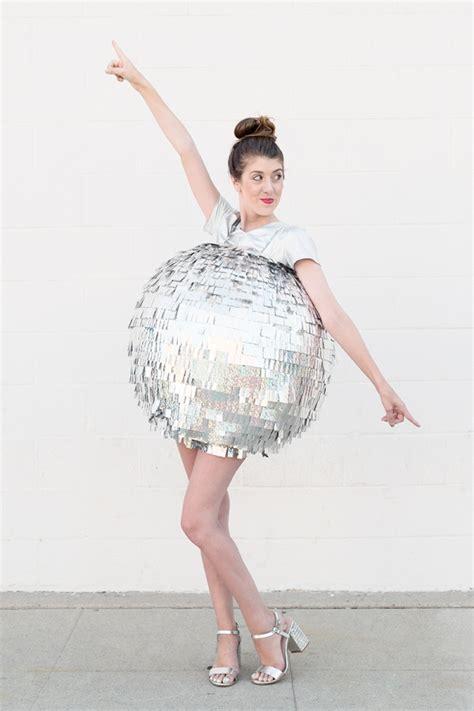 Picture Of disco ball costume