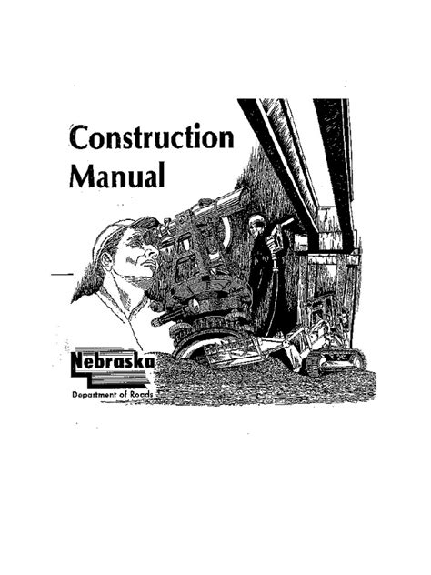 ConStrucTion MAnualforRoads | Road Surface | General