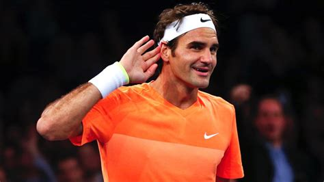 Watch Roger Federer Get Spanked On The Tennis Court By A