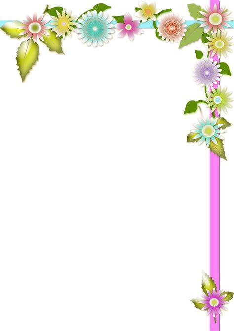 bloemen rand png background afbeeldingen