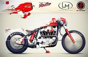 Free The Wheels     Dp Customs Motorcycle Design Challenge