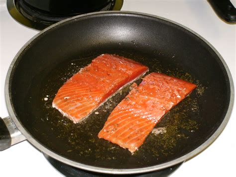 how to cook salmon how to cook salmon fillet pan fried