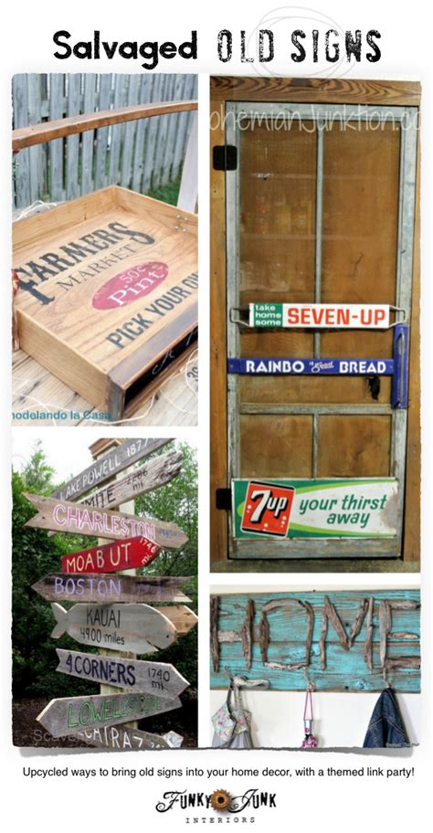 salvaged  signs   home   ownfunky