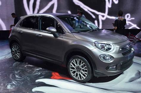 Paris 2014: Fiat 500X Debuts   The Truth About Cars