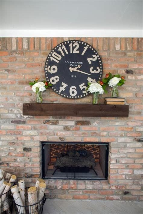 images  fireplace makeover  pinterest