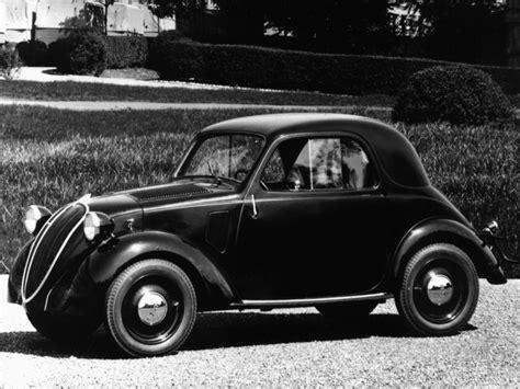 Fiat 500 Topolino 1936 1937 1938 1939 1940 1941