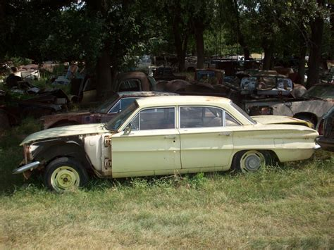 Buick Special Parts Car