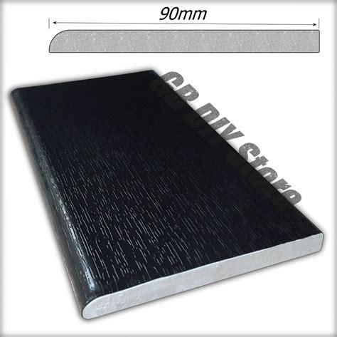 Pvc Boden 5m X 5m by Upvc Window And Door Trim Plastic Architrave Black Pvc 5m