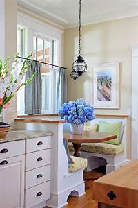 kitchen nook ideas 10 Charming Breakfast Nook Ideas - Town & Country Living