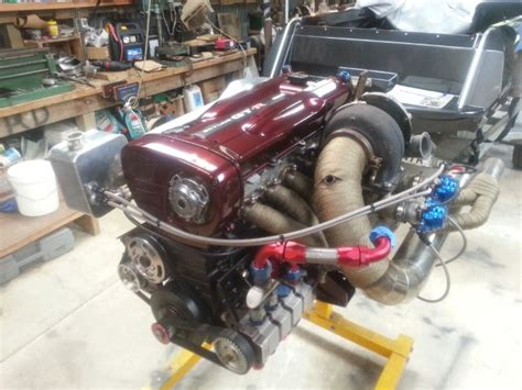 Jet Boat Engine Swap by Nissan Rb26 30 Powered Jet Boat Engine Swap Depot