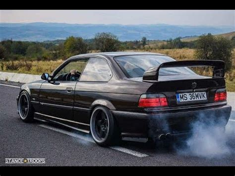 BMW E36 Tuning from Romania (WOW) - YouTube