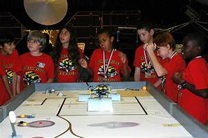 News | Students Compete in Lego Robotics Challenge at JPL