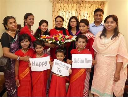 Sabina Birthday Yasmin Dci Yasmins Celebrates