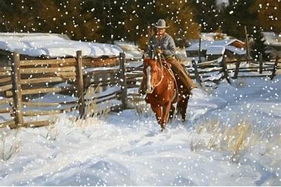 Cowboy Winter Myspace