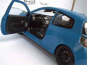 Voiture Clio 3 : renault clio 3 rs miniature sport solido 1 18 voiture ~ Gottalentnigeria.com Avis de Voitures