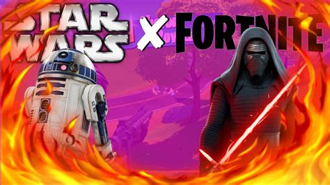 May the 4th be with you | Star wars x fortnite gameplay ...